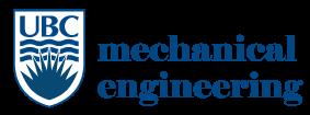 UBC Mechanical Engineering