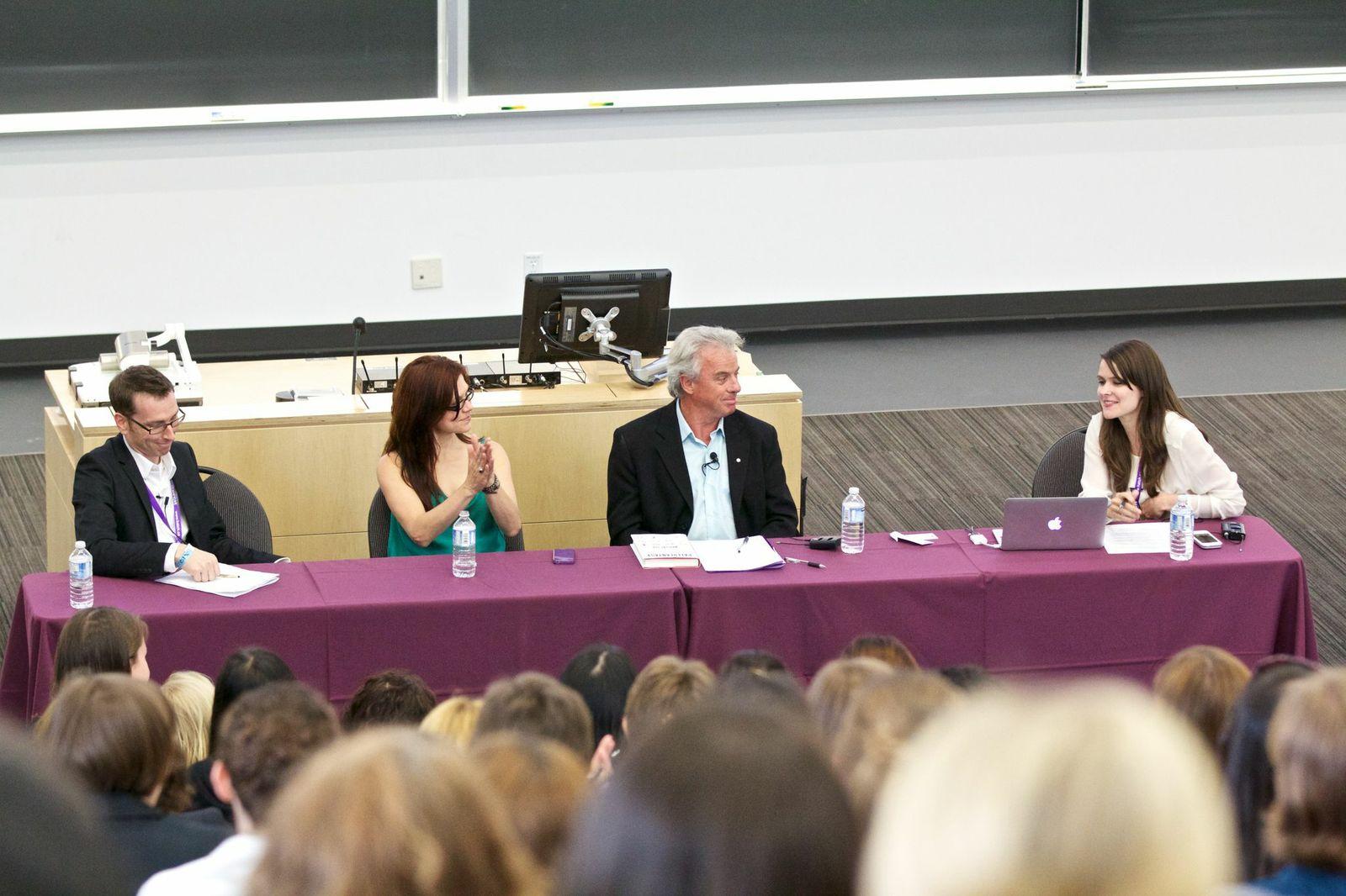 Friday Keynote Panel